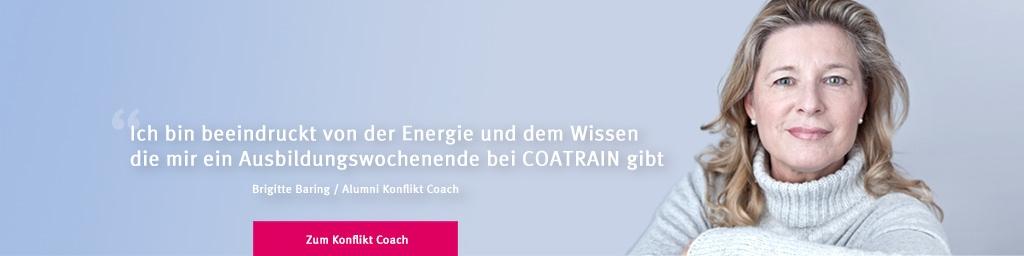 Konflikt Coach Coatrain Alumni