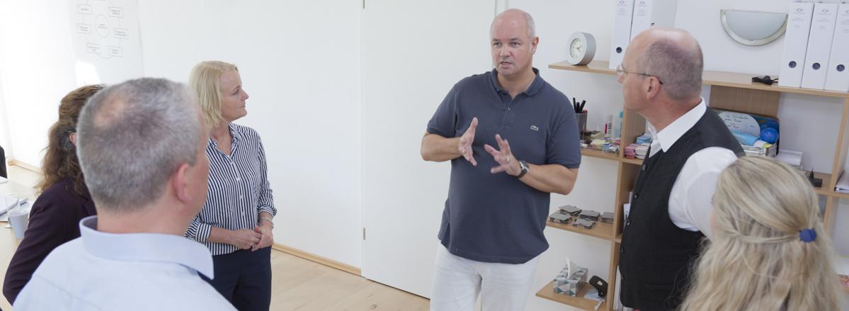 Ingo Steinke bei der Coaching Ausbildung