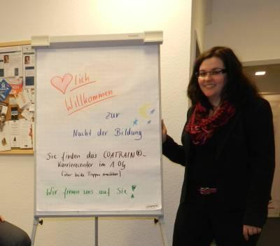 Nadine Präsentation