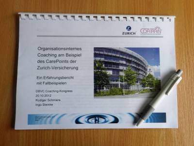 Organisationsinternes Coaching