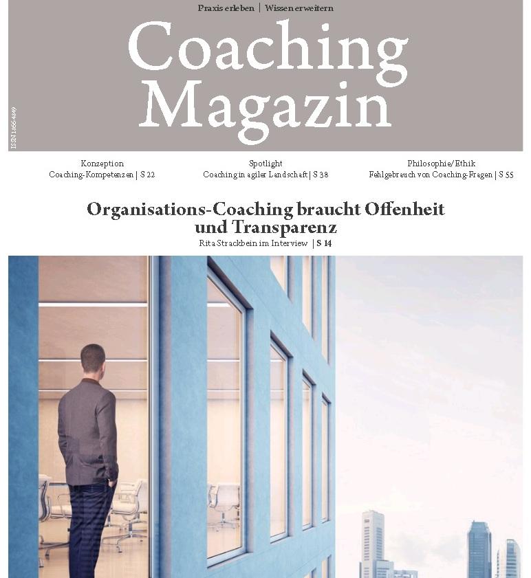 Was macht einen qualifizierten Business-Coach aus? Coaching Magazin