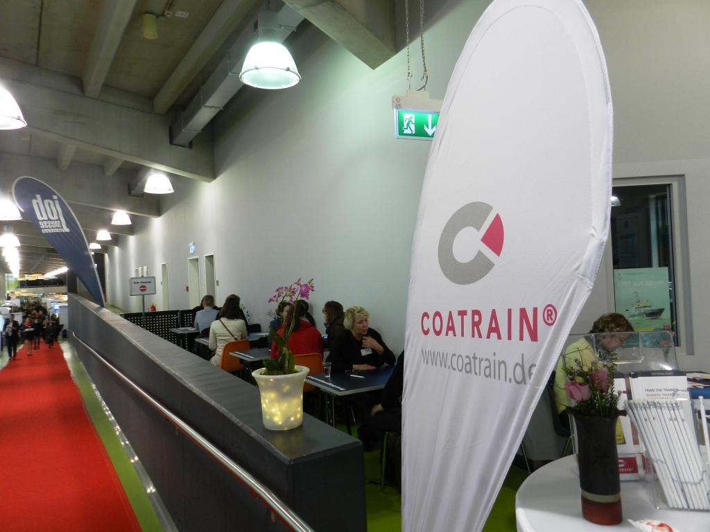 Bewerbungsmappencheck Jobmesse Hamburg COATRAIN
