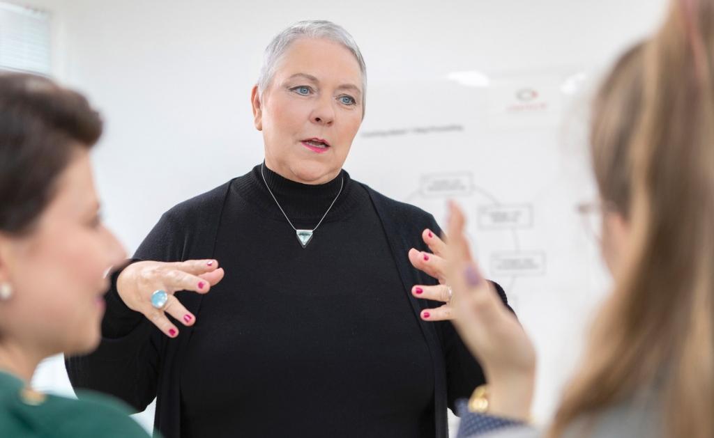 Johanna M. Steinke Coaching